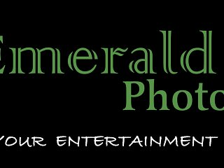 Welcoming Emerald Lion Photobooths
